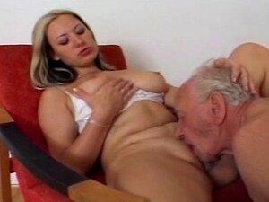 Muschi alter mann leckt Alter Mann