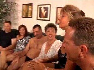 Gruppen Orgie